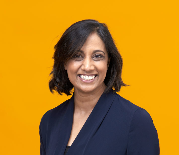 Lisa Patel, Chief Scientific Officer